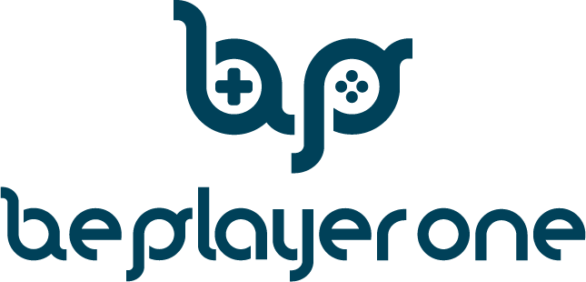 Logo Be Player One